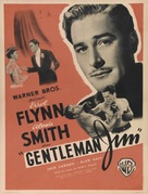 Gentleman Jim - French Movie Poster (xs thumbnail)