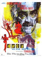 La muerte viviente - Mexican Movie Poster (xs thumbnail)