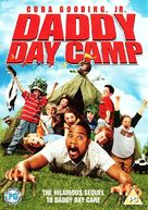 Daddy Day Camp - British DVD movie cover (xs thumbnail)