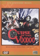 Curse of the Voodoo - DVD cover (xs thumbnail)