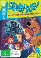 """Scooby-Doo! Mystery Incorporated"" - Australian DVD movie cover (xs thumbnail)"