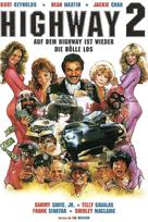 Cannonball Run 2 - German Movie Poster (xs thumbnail)