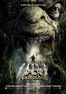 Jack the Giant Slayer - Portuguese Movie Poster (xs thumbnail)