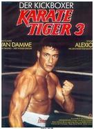 Kickboxer - German Movie Poster (xs thumbnail)