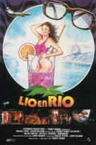 Blame It on Rio - Spanish Movie Poster (xs thumbnail)