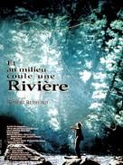 A River Runs Through It - French Movie Poster (xs thumbnail)