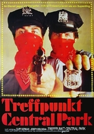 Cops and Robbers - German Movie Poster (xs thumbnail)