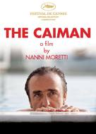 Il caimano - DVD cover (xs thumbnail)