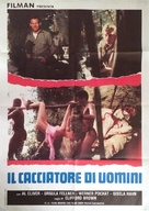 El caníbal - Italian Movie Poster (xs thumbnail)