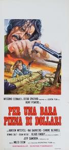Per una bara piena di dollari - Italian Movie Poster (xs thumbnail)