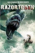 Razortooth - DVD cover (xs thumbnail)