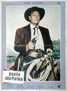 The Gunfight at Dodge City - Italian poster (xs thumbnail)