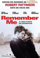 Remember Me - Brazilian Movie Poster (xs thumbnail)