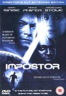 Impostor - British DVD movie cover (xs thumbnail)