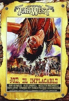 Navajo Joe - Spanish DVD cover (xs thumbnail)