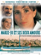 Marie-Jo et ses 2 amours - French Movie Poster (xs thumbnail)