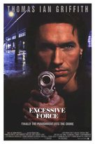Excessive Force - Movie Poster (xs thumbnail)
