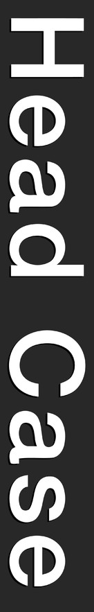 """Head Case"" - Logo (xs thumbnail)"