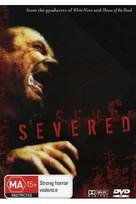 Severed - Australian Movie Cover (xs thumbnail)