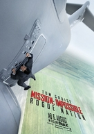Mission: Impossible - Rogue Nation - German Movie Poster (xs thumbnail)