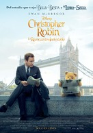 Christopher Robin - Argentinian Movie Poster (xs thumbnail)