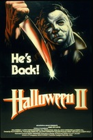 Halloween II - Concept movie poster (xs thumbnail)