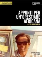 Appunti per un'Orestiade africana - Italian DVD cover (xs thumbnail)