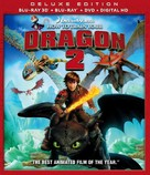 How to Train Your Dragon 2 - Blu-Ray movie cover (xs thumbnail)