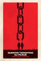 Django Unchained - Hungarian Movie Poster (xs thumbnail)