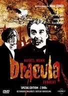 Nachts, wenn Dracula erwacht - German DVD cover (xs thumbnail)