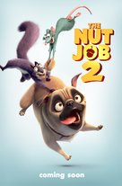The Nut Job 2 - Canadian Movie Poster (xs thumbnail)