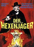 Witchfinder General - German Movie Cover (xs thumbnail)