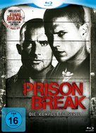 """Prison Break"" - German Movie Cover (xs thumbnail)"