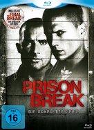 """""""Prison Break"""" - German Movie Cover (xs thumbnail)"""