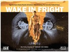 Wake in Fright - British Re-release poster (xs thumbnail)