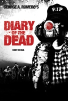 Diary of the Dead - DVD cover (xs thumbnail)