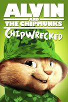 Alvin and the Chipmunks: Chipwrecked - Movie Cover (xs thumbnail)