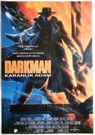 Darkman - Turkish Movie Poster (xs thumbnail)