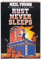 Rust Never Sleeps - DVD cover (xs thumbnail)