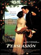 Persuasion - Spanish poster (xs thumbnail)