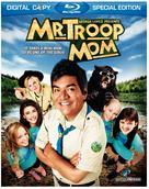 Mr. Troop Mom - Blu-Ray cover (xs thumbnail)