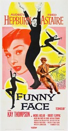Funny Face - Theatrical poster (xs thumbnail)