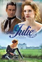 Miss Julie - Brazilian Movie Poster (xs thumbnail)