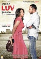 Kucch Luv Jaisaa - Indian Movie Poster (xs thumbnail)