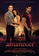 The Twilight Saga: Breaking Dawn - Part 1 - Spanish Movie Poster (xs thumbnail)