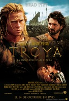 Troy - Argentinian Video release poster (xs thumbnail)