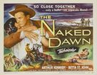 The Naked Dawn - Movie Poster (xs thumbnail)