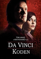 The Da Vinci Code - Swedish Movie Poster (xs thumbnail)
