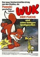 Vuk - German Movie Poster (xs thumbnail)