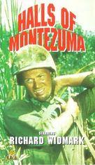 Halls of Montezuma - VHS cover (xs thumbnail)